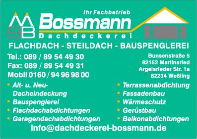 Bossmann Dachdeckerei
