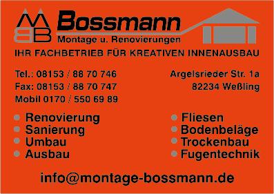 Bossmann Montage u. Renovierungen