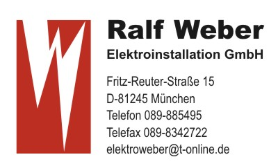 Fa. Elektro Weber