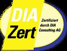 Logo DIA Zertifikat